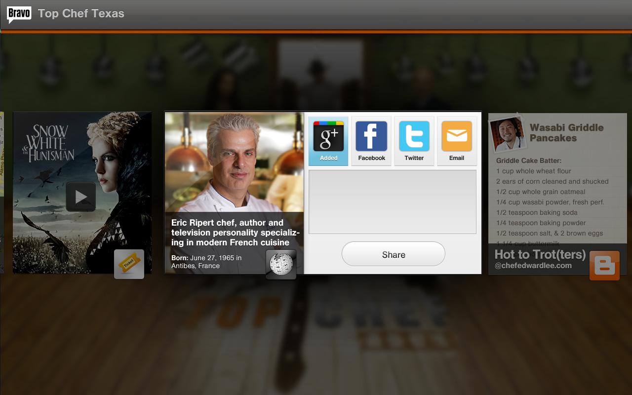 Moto Contextual UI
