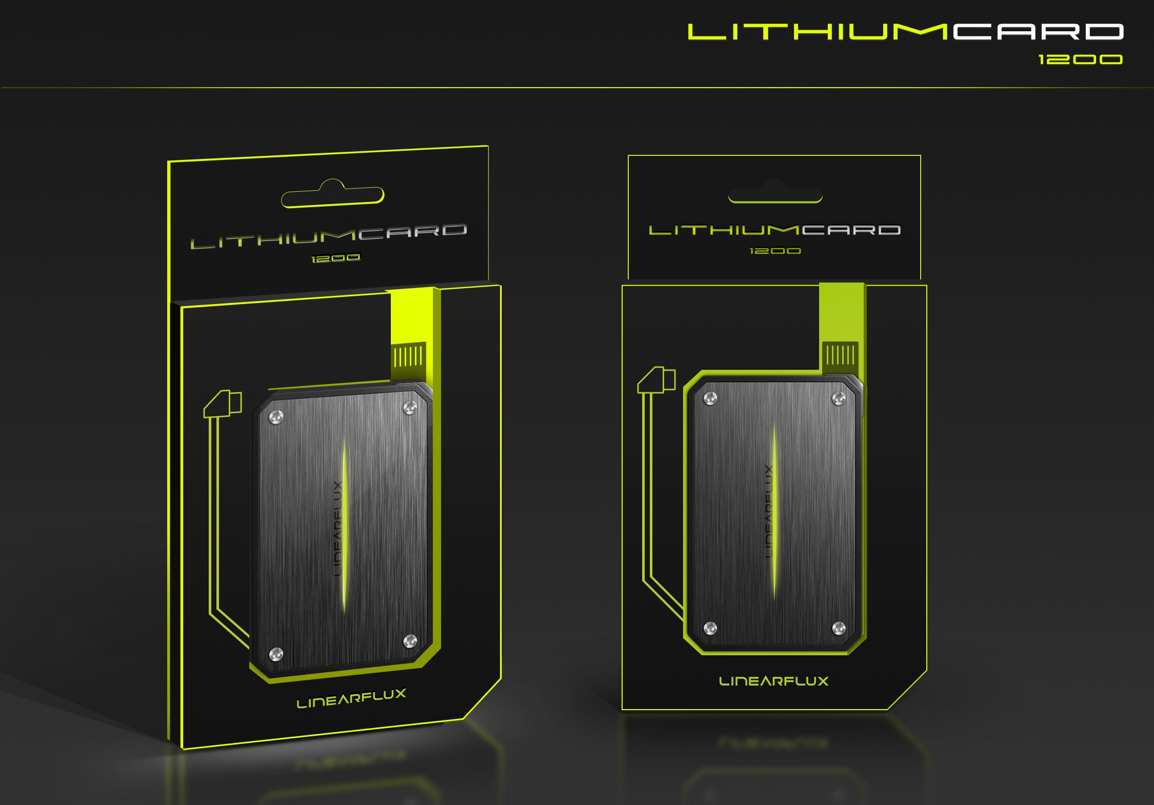 Linear Flux Packaging